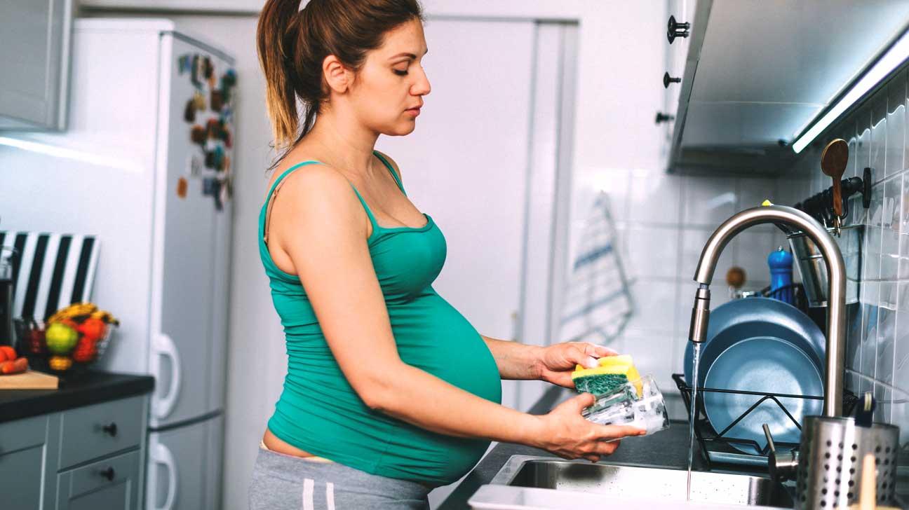 4 harmful household appliances for pregnant women