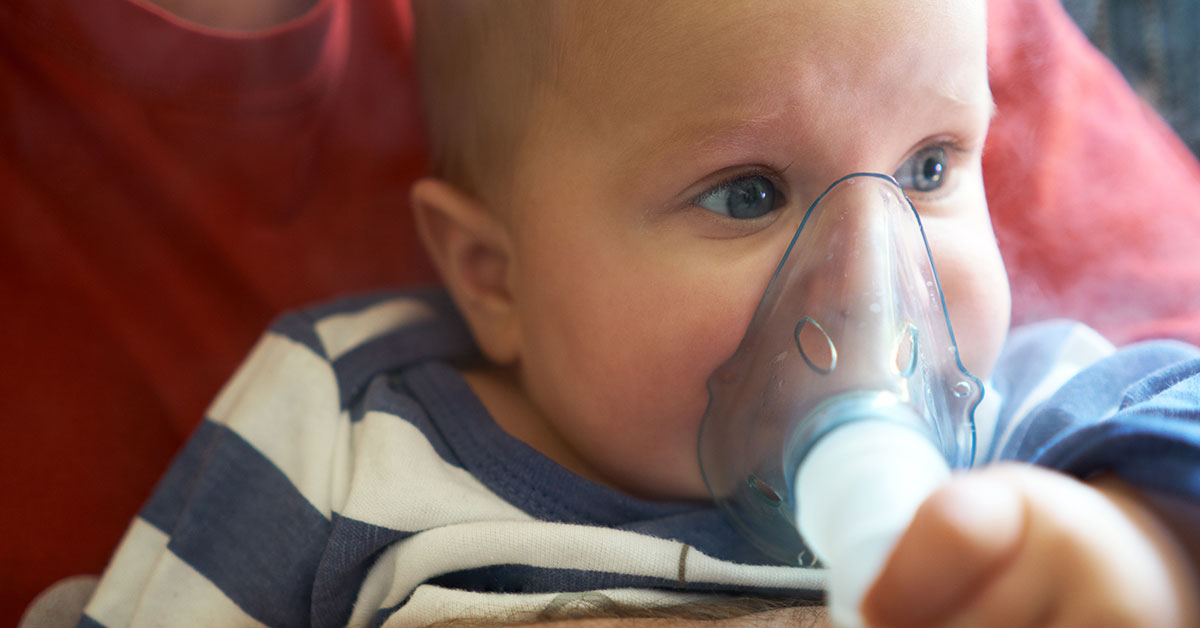 Nebulizers for Babies: How They Work