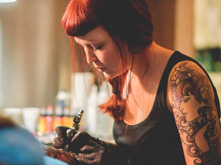 Tattoo Aftercare Products Tips And More