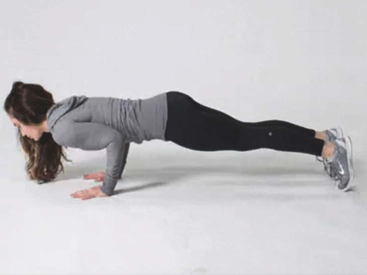 How to Do a Posture-Approved Pushup