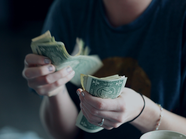 Money Stress Can Impact Your Mental Health. This Quick Trick Can Help