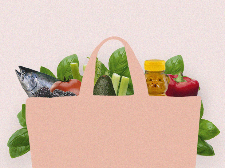 Shop with a Dietitian: 5 Diabetes-Friendly Recipes and Shopping List