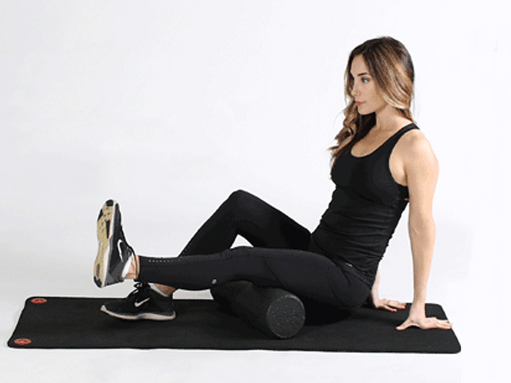 Roll Out the Hamstrings for Pain Relief