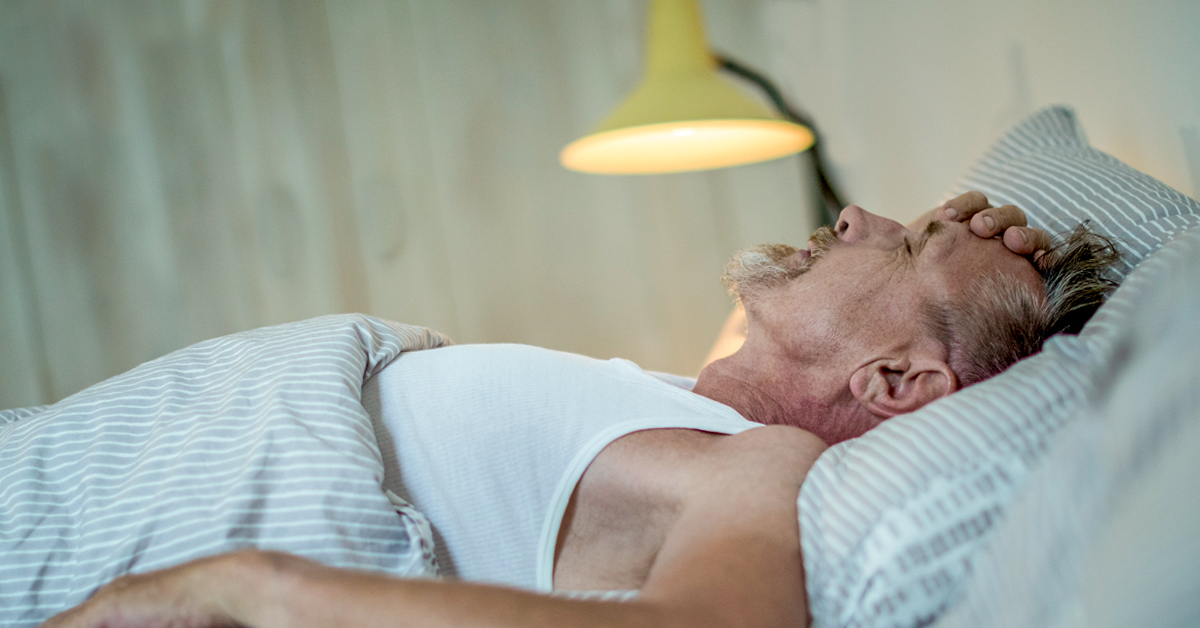 Does Low Testosterone Cause Night Sweats?