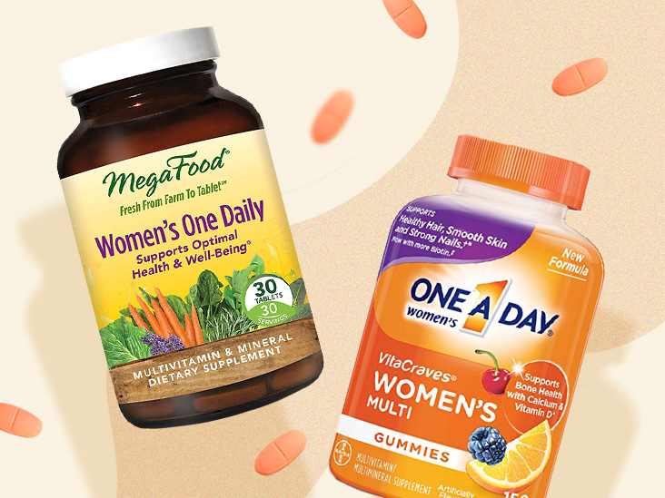 7 Multivitamins For Women S Health To Try Now