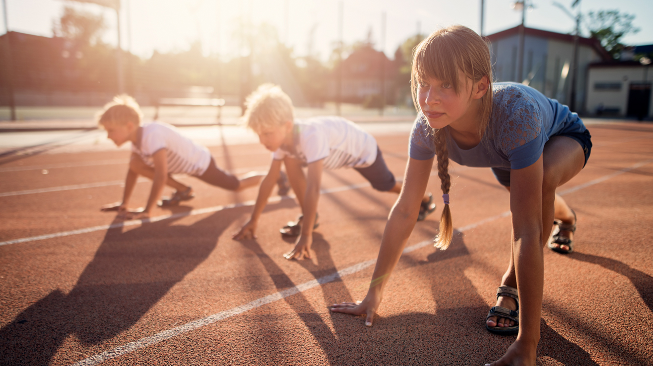 Study Exercise May Cut Behavior Issues >> Youth Fitness Exercise Helps Children Excel In School