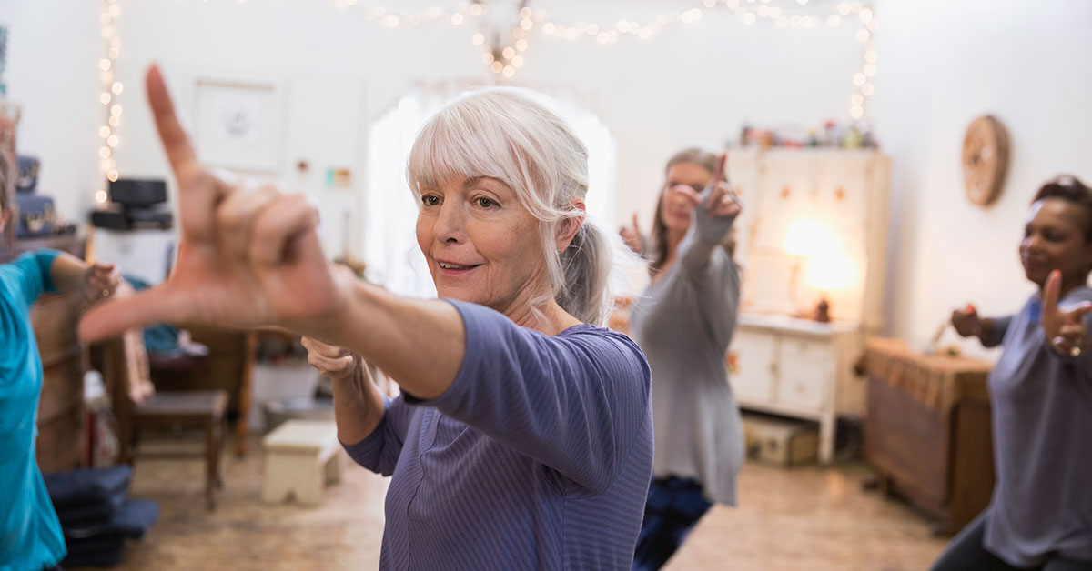 Tai Chi for Seniors: 3 Moves to Improve Balance and Stability