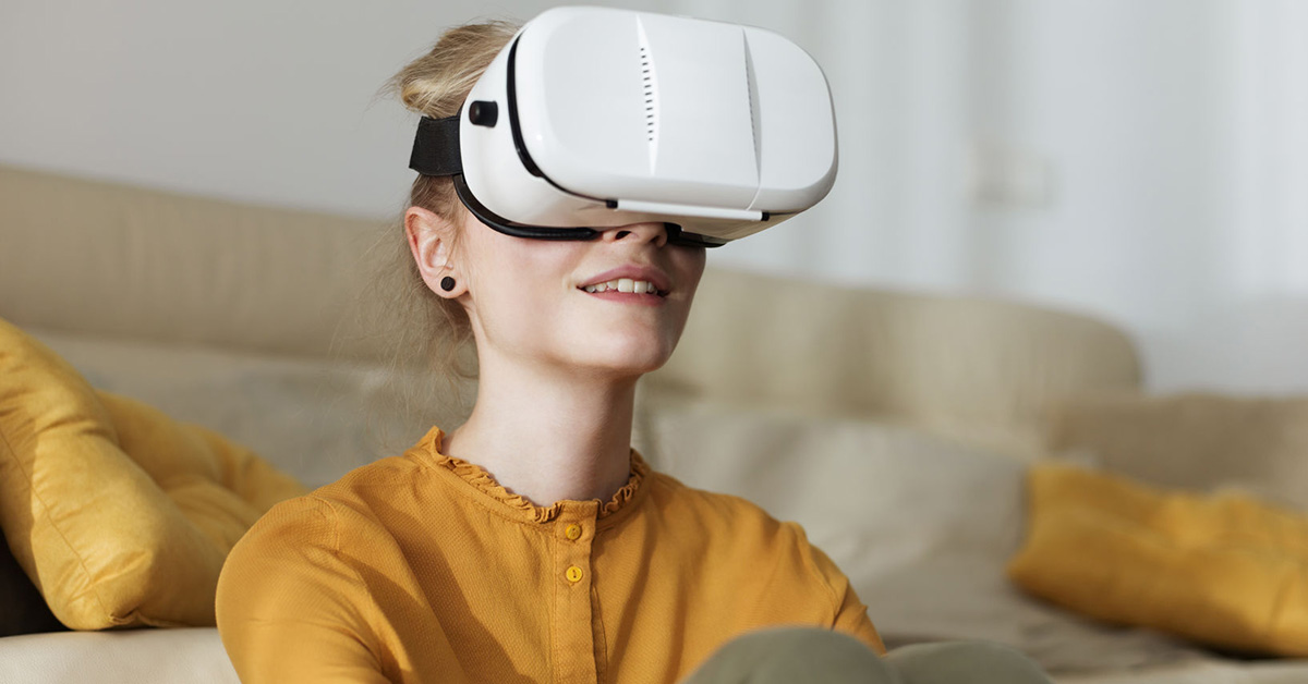 How Virtual Reality Meditation Helps Me Control My Anxiety