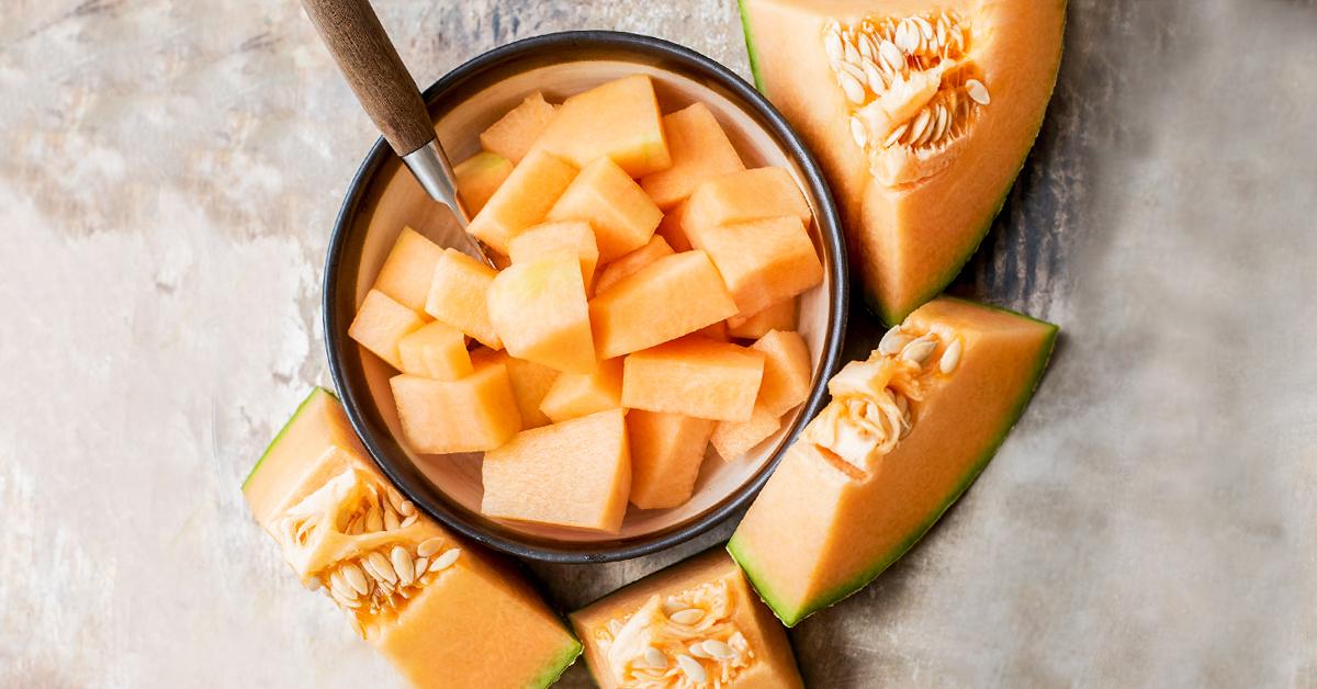 Cantaloupe melon 1200x628