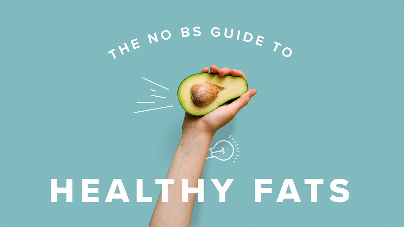 increasing healthy fats in diet