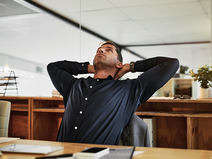 Stretches to Do at Work Every Day
