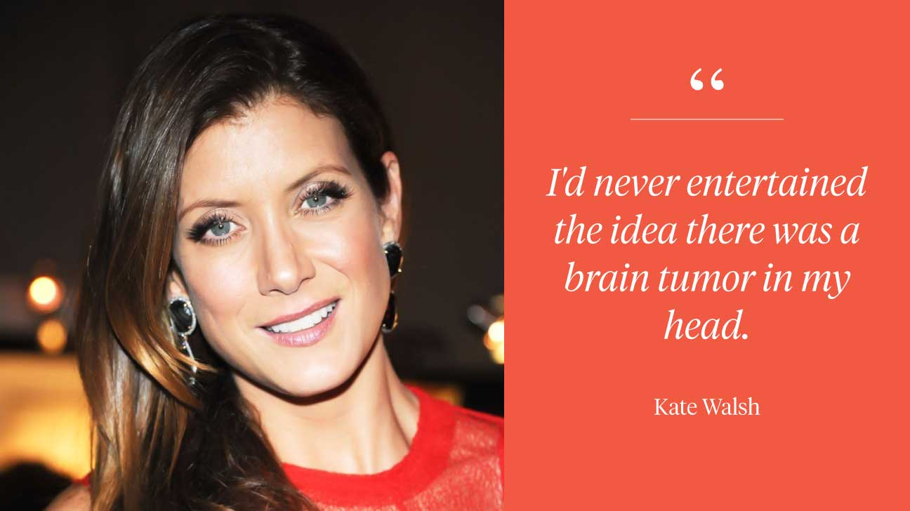 Image Result For Kate Walsh Opens Up About Having A Brain Tumor