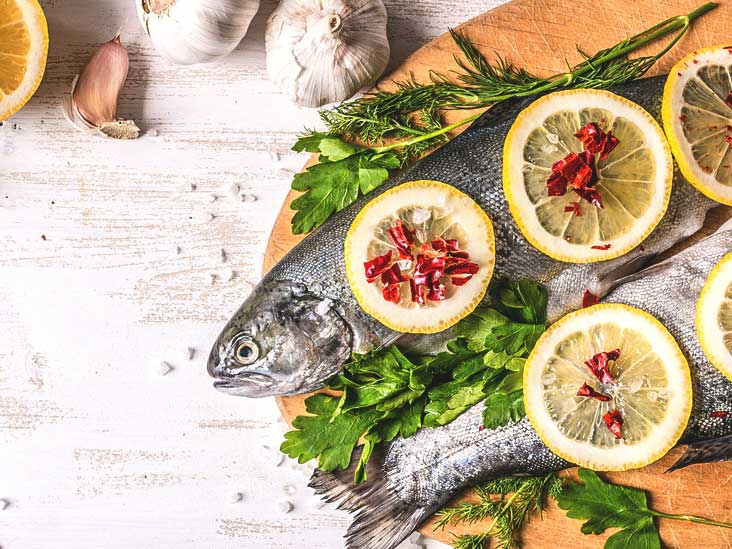 Cholesterol in Fish: What You Should Know