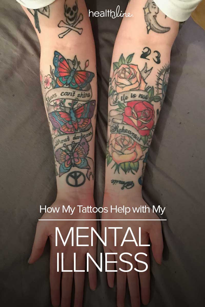 How My Tattoos Helped Me Erase A History Of Self Harm