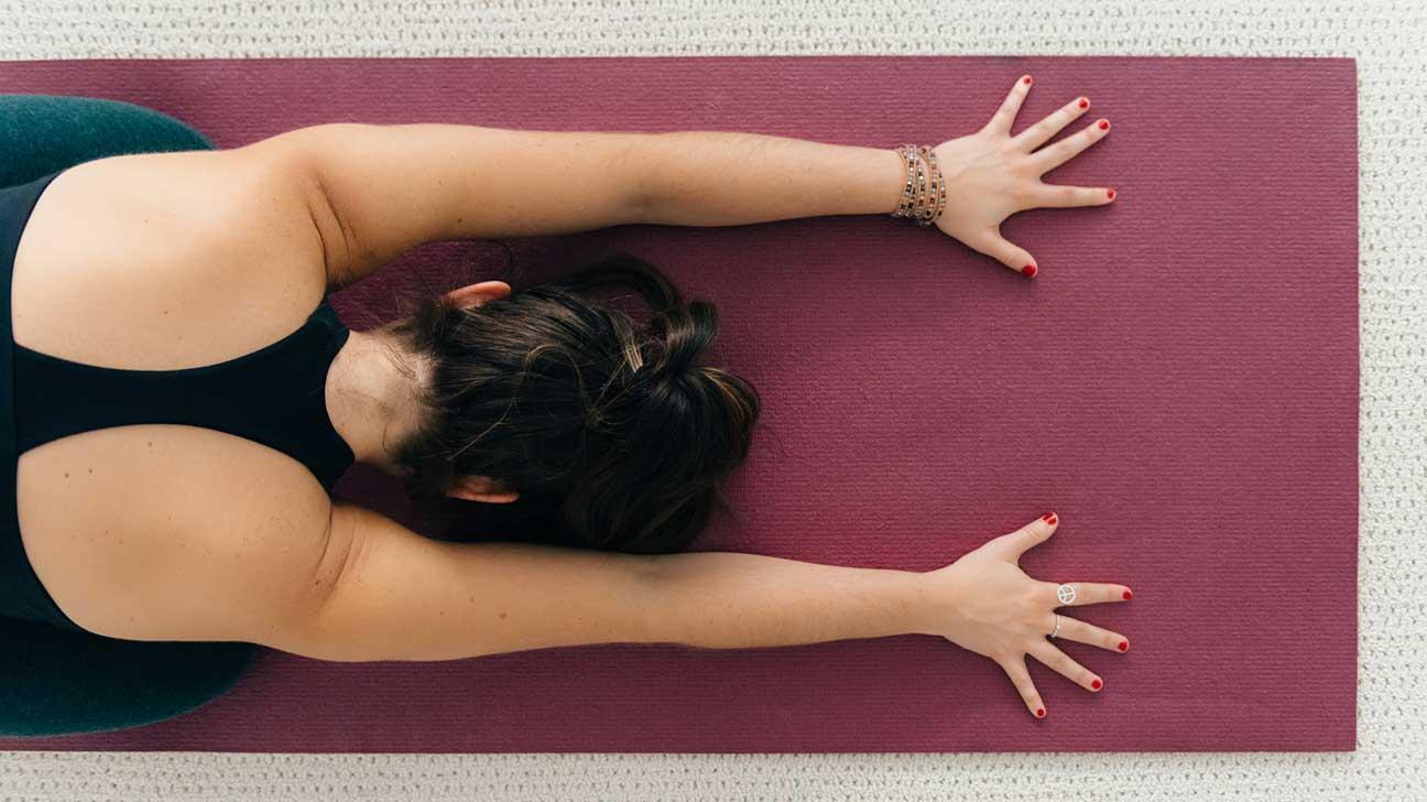 Yoga Stuff - Cover