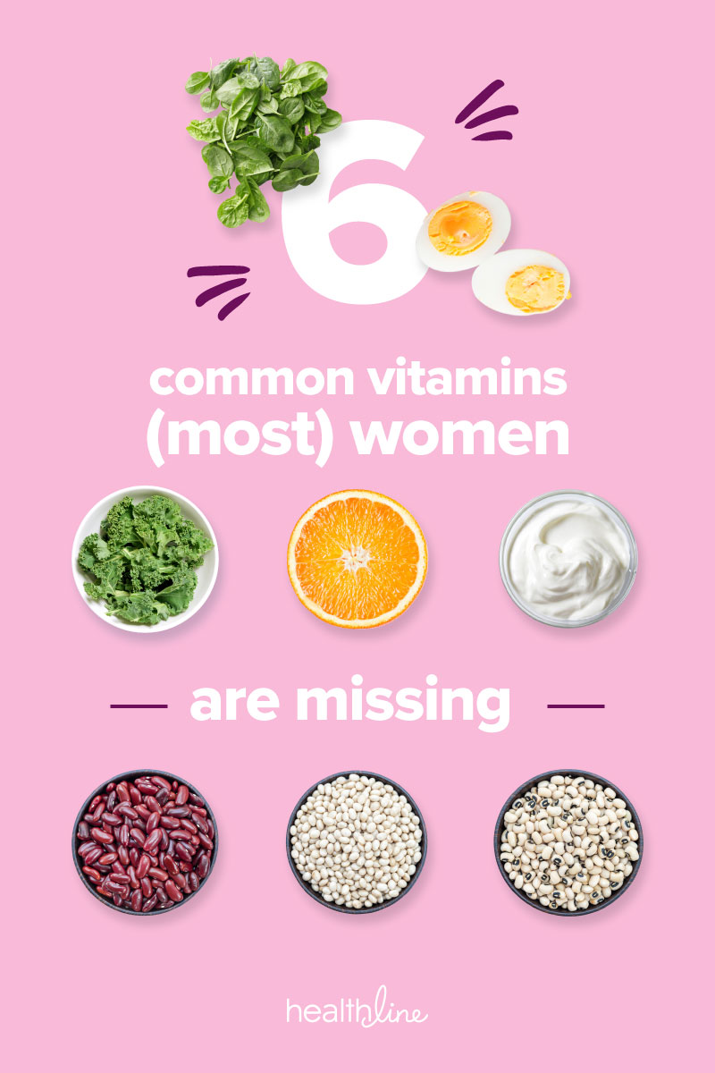 How to determine which vitamins are missing pregnant women