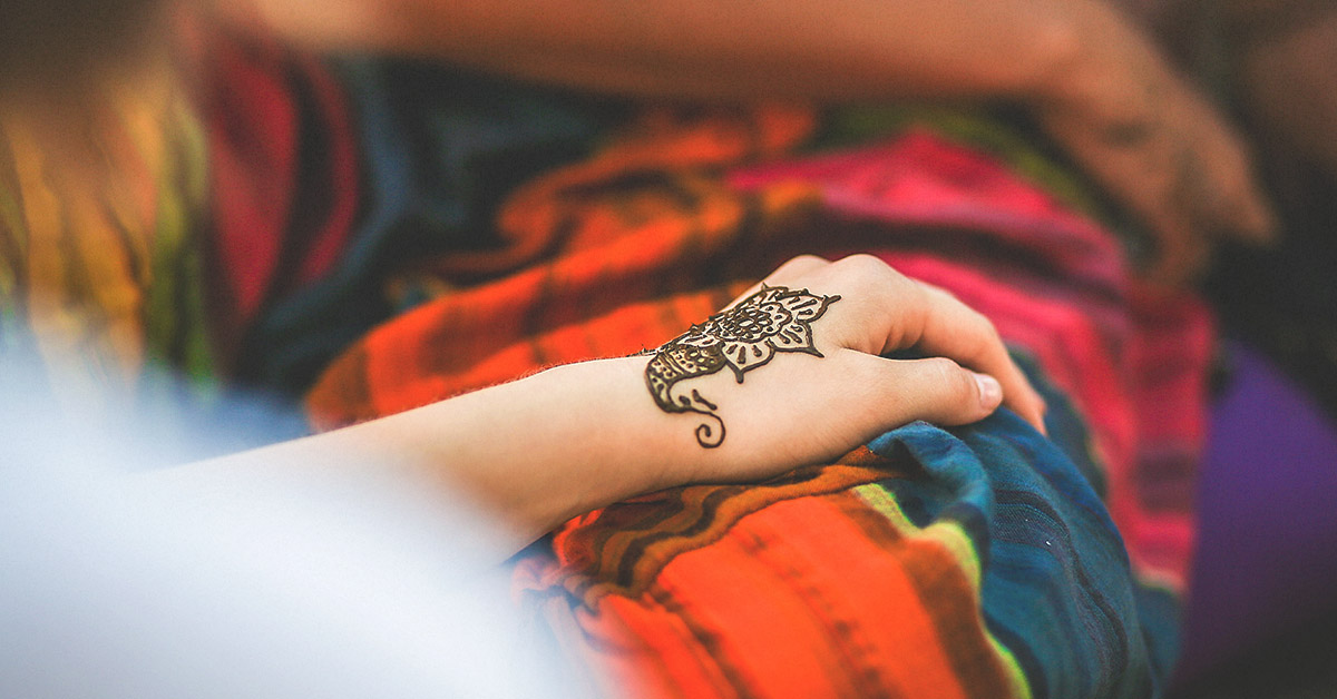 Make A Henna Tattoo Last Longer: How To Remove Henna: 12 Ways To Get Rid Of Henna From Your
