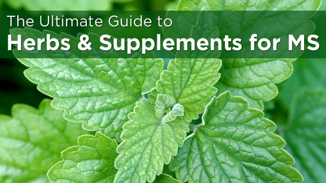 Natural Remedies for MS: 59 Vitamins and Supplements