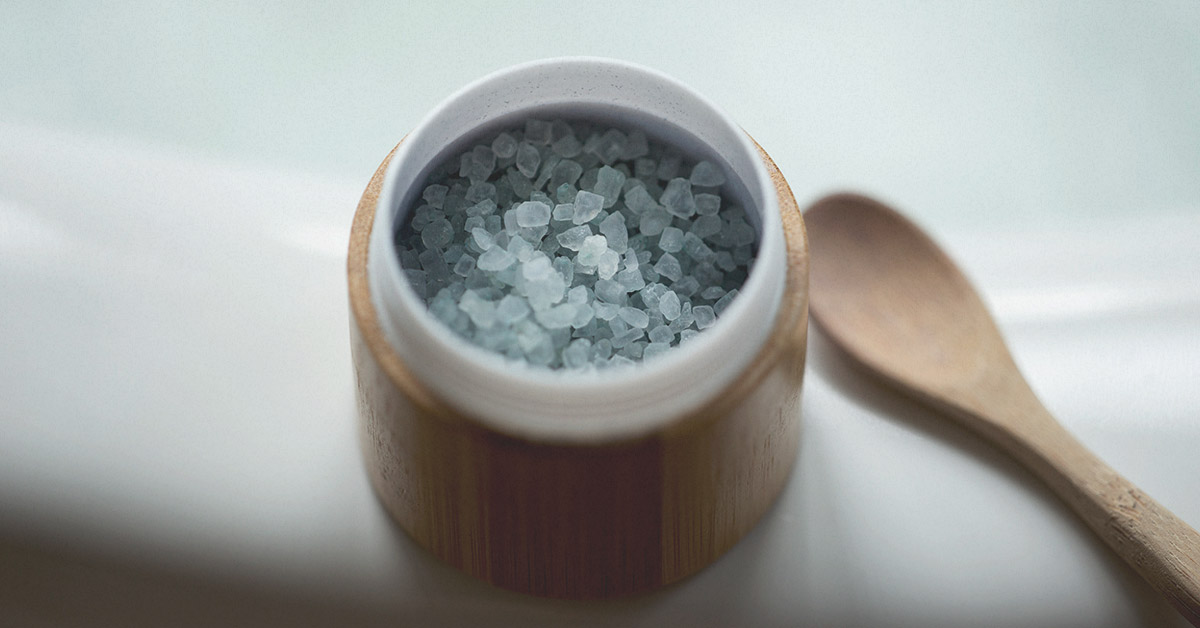 How To Use Bath Salts In The Shower For Conditions And