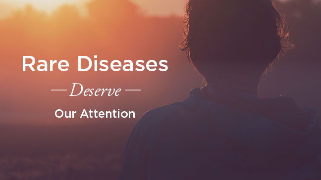 attention for rare diseases