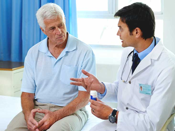 prostate cancer causes weight loss