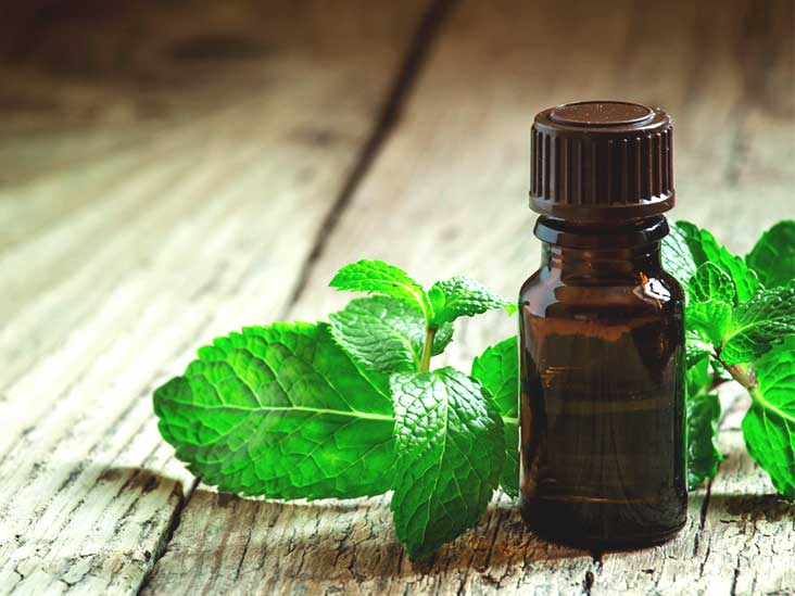 Peppermint Oil for Migraine and Headache Relief