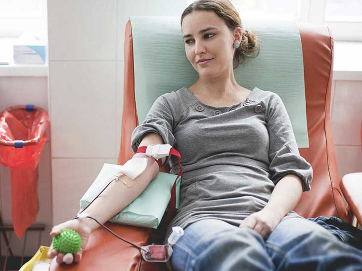 Donating Plasma: What Are the Side Effects?
