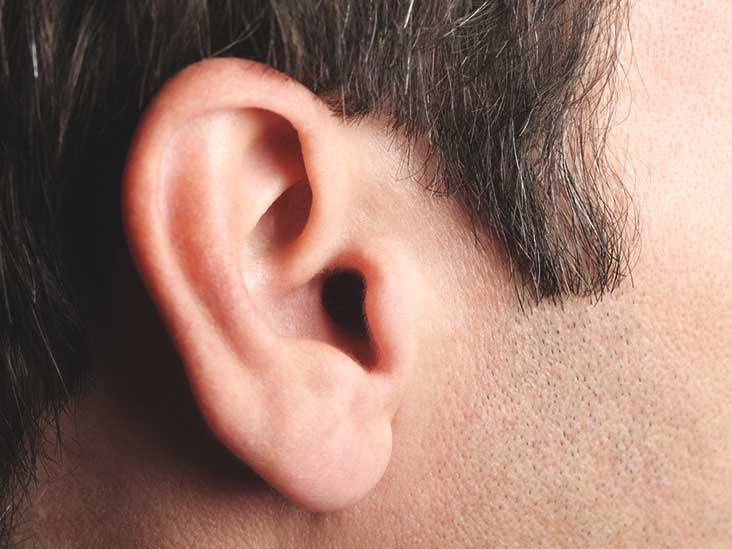 Adult cause ear in infection