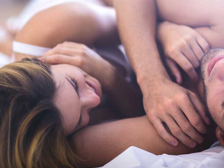 Advantages of frequent sex for couples