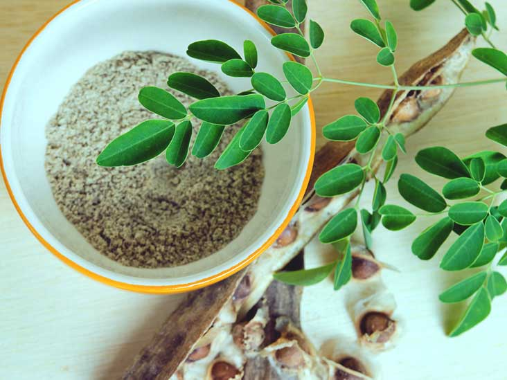 9 Moringa Benefits