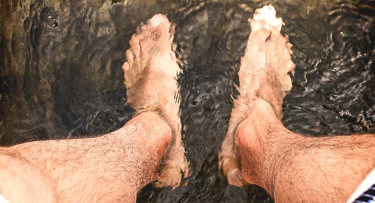 Foot Detox Baths: Fact or Fiction?