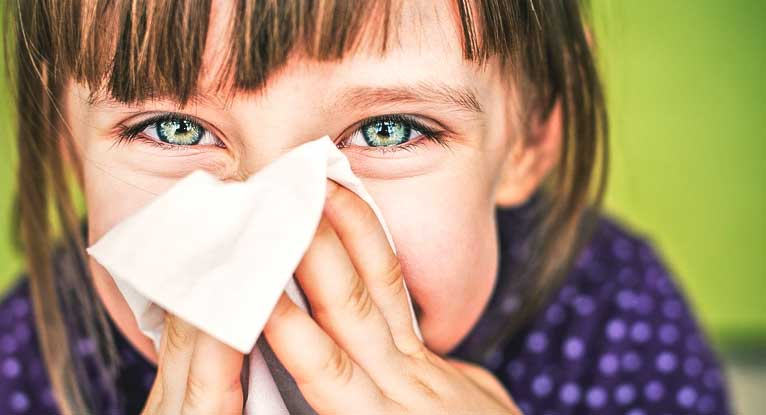 Common Allergies in Kids to Watch Out For