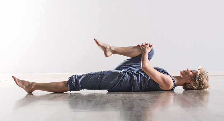 sciatica exercises: 6 stretches for pain relief, Skeleton