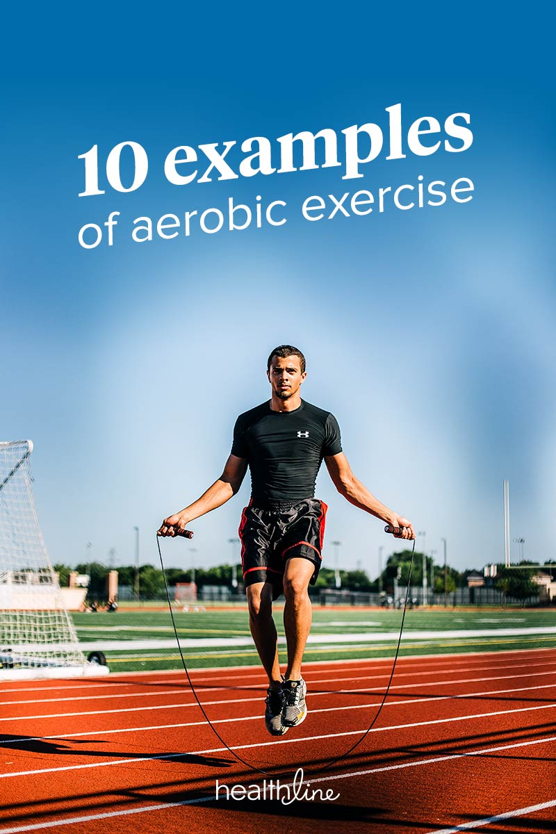 Aerobic Exercise Examples At Home At The Gym Benefits And More