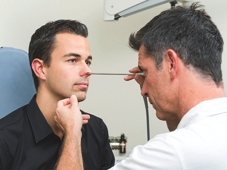 Nasal Vestibulitis Symptoms And Photo Treatment And Complications
