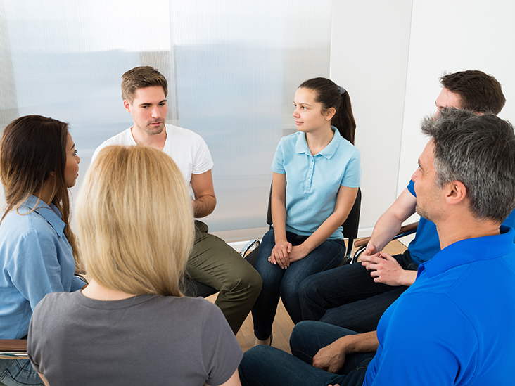 Love addiction discussion support groups