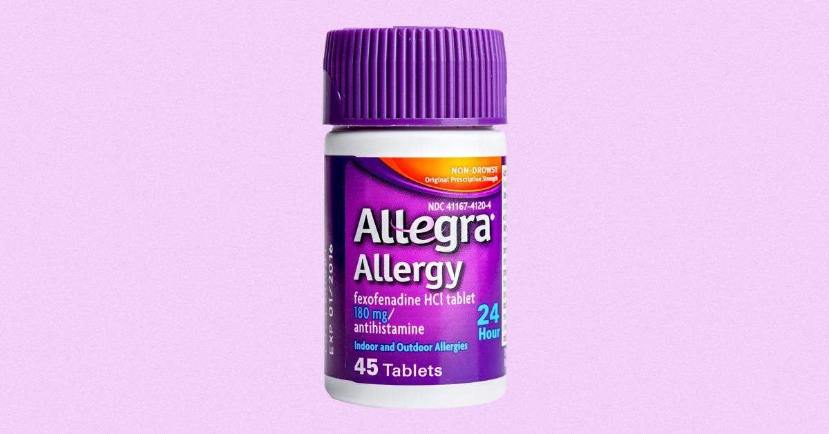 Allegra vs  Zyrtec: How Do They Differ?