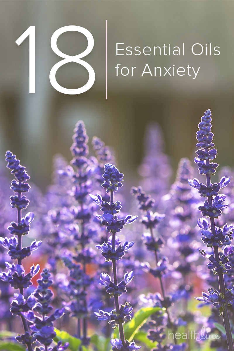 18 Essential Oils For Anxiety