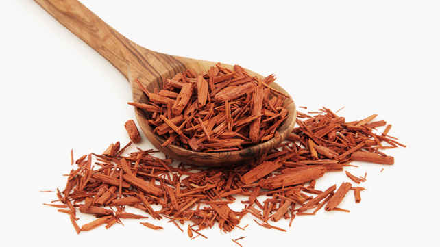 sandalwood can get rid of skin allergies