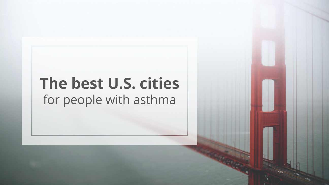 best place to live asthma