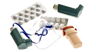 Three Types of Asthma Inhalers