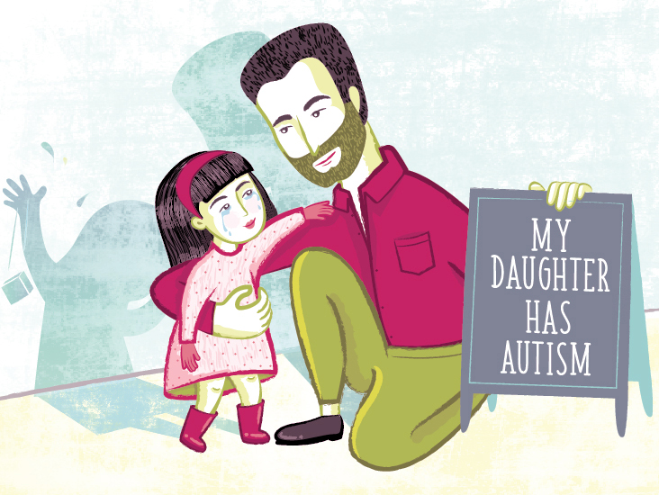 "Why I Play My Daughter's ""Autism Card"""