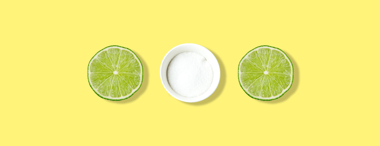 margarita and lime