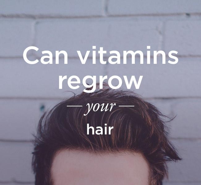 vitamin hair growth