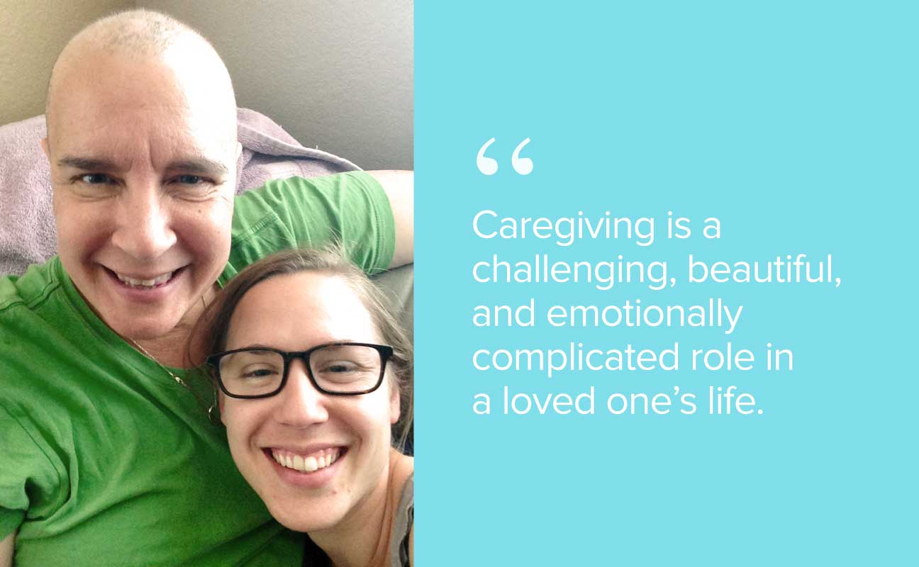 caregiving is challenging