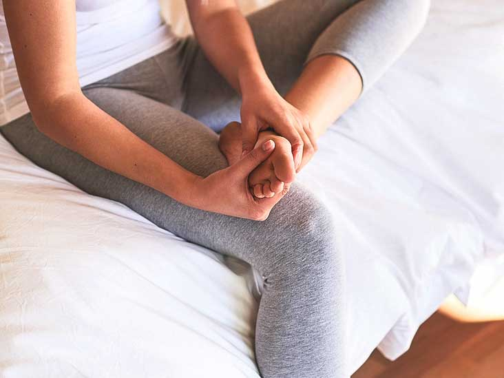 Tingling In Feet 10 Possible Causes