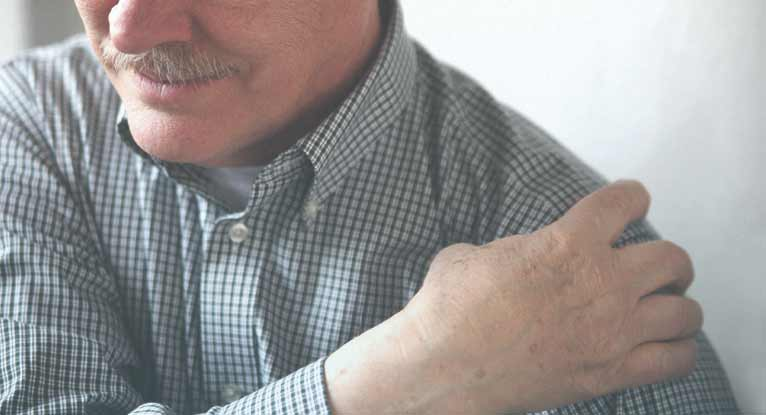 Is Shoulder Pain a Symptom of Lung Cancer?