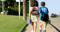 Keeping Your Kids Safe as They Walk to School