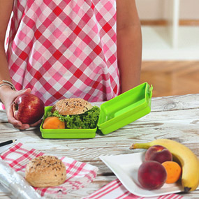 7 Simple And Healthy Lunch Ideas For Kids