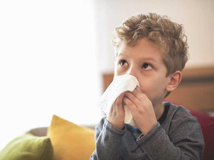 علائم عفونت ریه در کودکان چیست